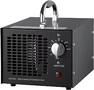 Generador De Ozono Comercial DC 12V 3500 Mg/H Professional O3 ...