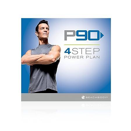 Amazon.com : Tony Horton's P90 Deluxe Kit DVD Workout : Sports ...