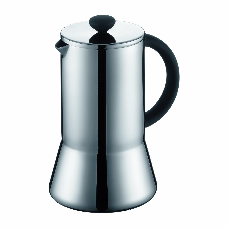 Bodum 10743-16 Presso - Cafetera de pistón de acero ...