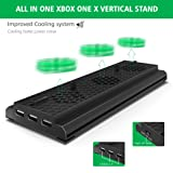 OIVO Vertical Stand Compatible with Xbox One