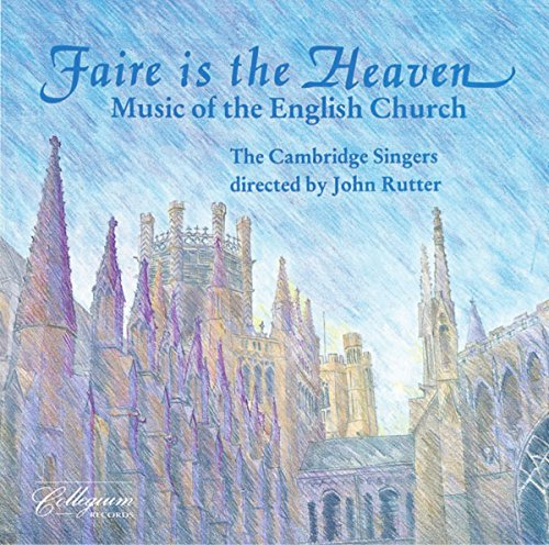 UPC 040888010722, Faire is the Heaven - Music of the English Church