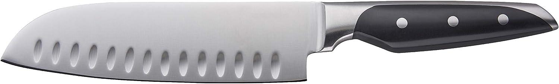 Compra MasterChef Classic - Cuchillo Santoku (acero alemán, 17, 5 cm) en Amazon.es