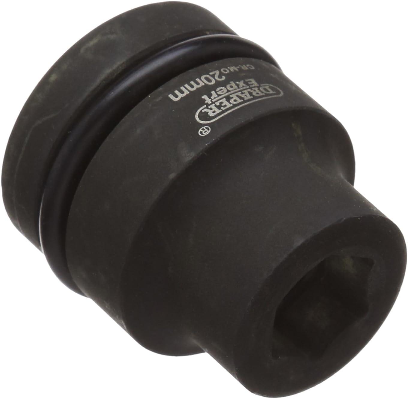 Draper Expert 5124 46mm 1-inch Square Drive Hi-Torq 6-Point Impact Socket
