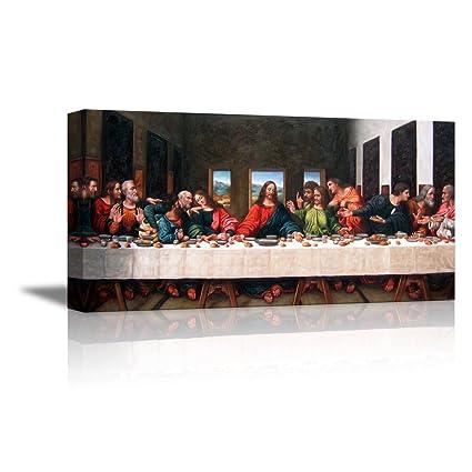 Amazon.com: Lienzo con reproducción del cuadro La ...