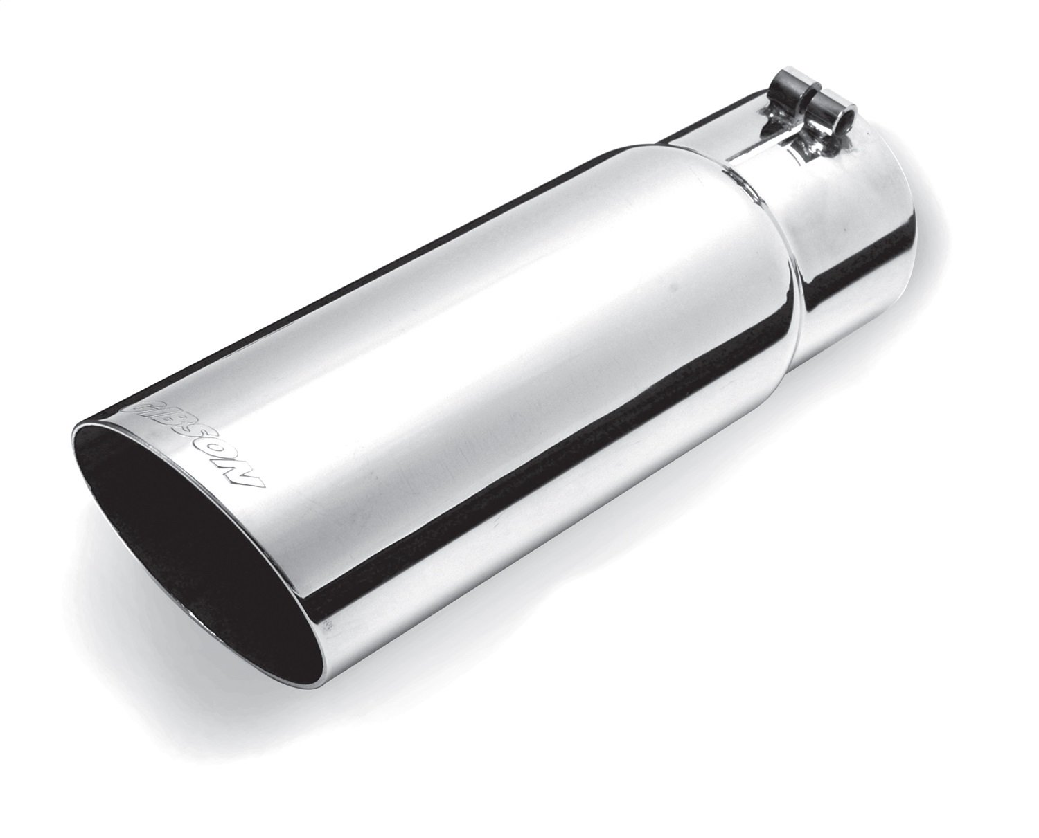 Gibson 500361 Polished Stainless Steel Exhaust Tip Gibson Performance Exhaust