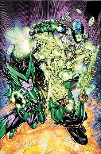 Green Lantern Corps Revolt Of Alpha Lanterns HC: Amazon.es ...