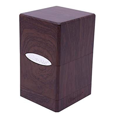 Ultra PRO Forest Oak Satin Tower Deck Box: Home Improvement