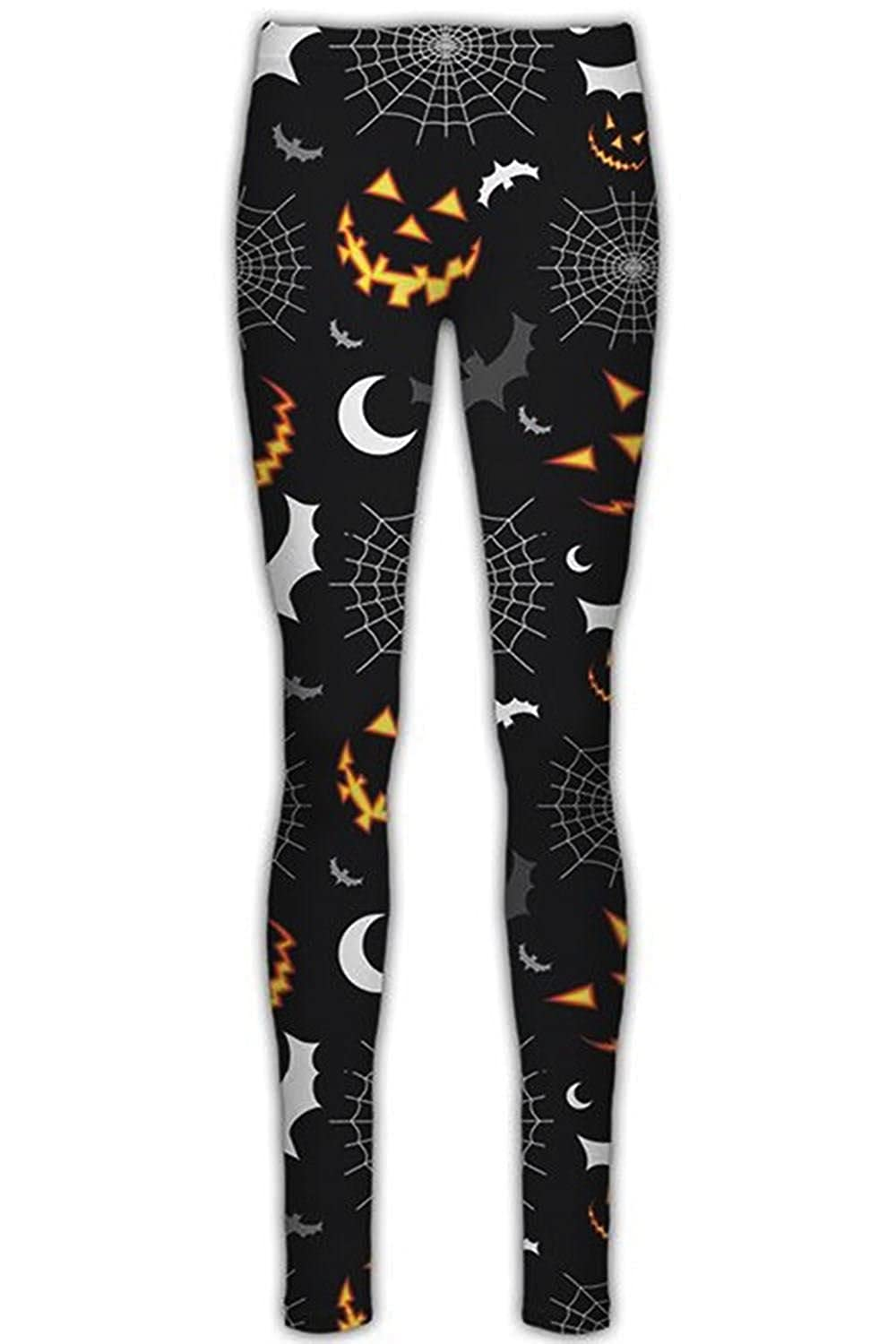 7e03778c3c816 Online Cheap wholesale Oops Outlet New Womens Halloween Pumpkin Spooky  Spider Skull Leggings Jeggings Suppliers