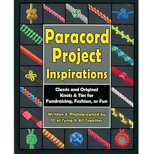 Paracord Crafting Books – Get Creative with Paracord – Simple Step-by-Step Instructions - Paracord Project Inspirations