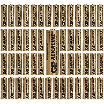 Amazon.com: GP Alkaline Battery AA/LR6 1.5v Super Pack 8