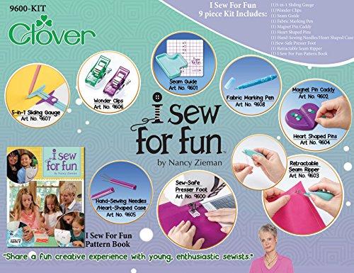 Clover 9600-KIT I Fun Sewing Bundle ()