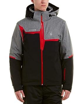 Spyder Quest Zermatt - Chaqueta de esquí Negro, Invierno, Hombre, Color Negro, tamaño 50: Amazon.es: Deportes y aire libre