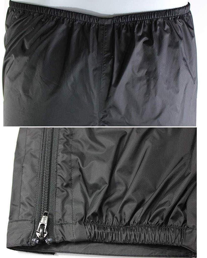 Guyuan Impermeable de la Motocicleta Pantalones para la Lluvia ...