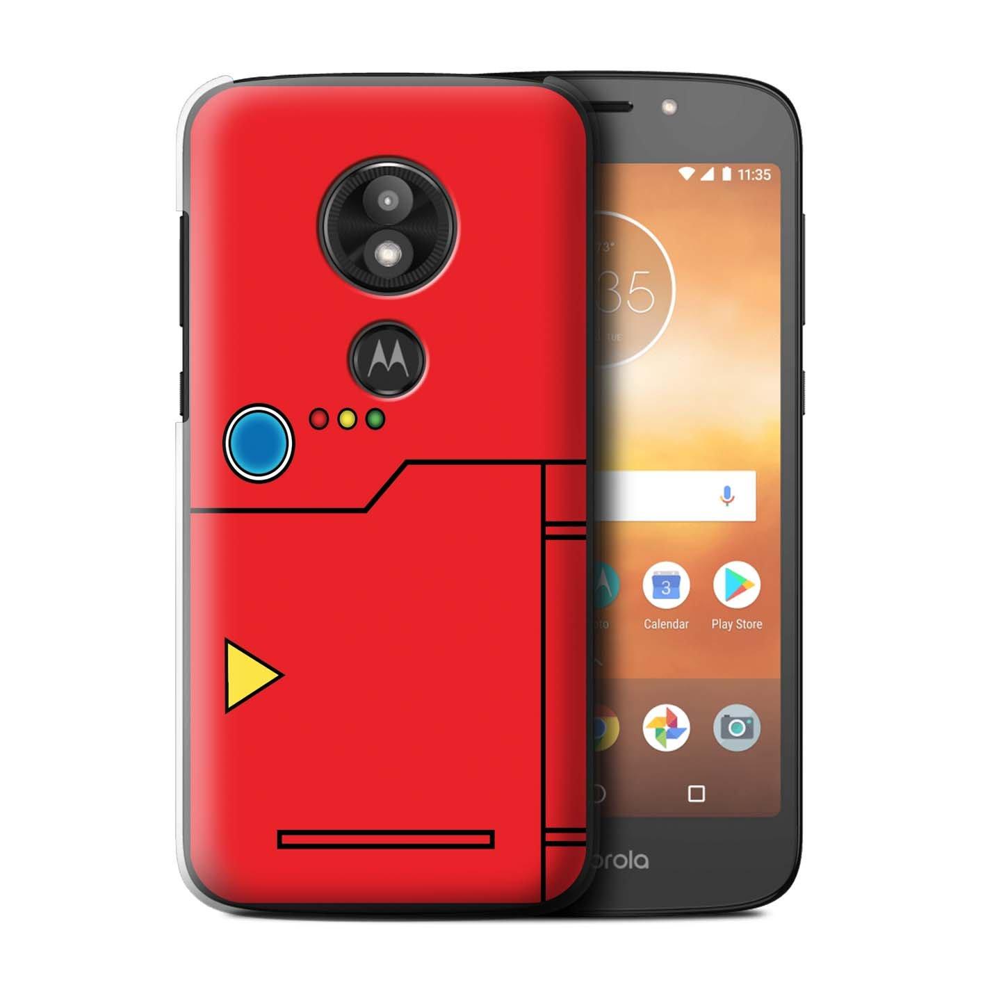 Amazon.com: STUFF4 Phone Case/Cover for Motorola Moto E5 ...