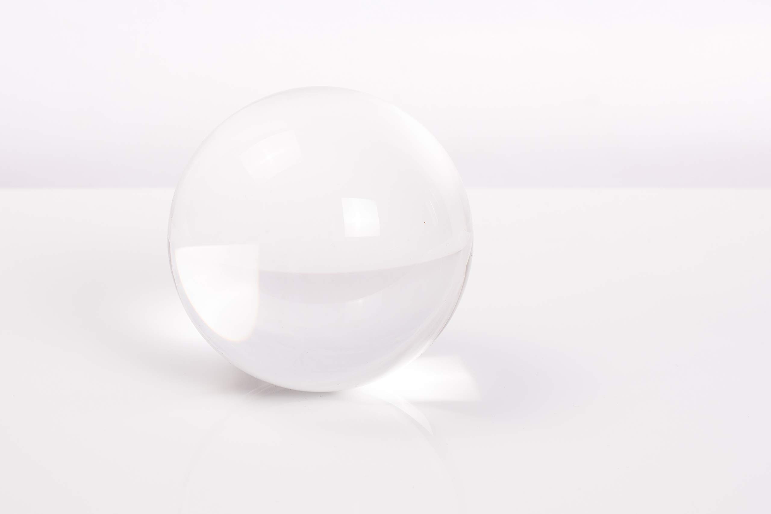 Refractique Lensball 80mm Vivid | K9 2nd Generation Crystal Ball Photography | Photography Accessories | Perfect For Smartphone Photography, DSLR, and more! by Refractique (Image #2)