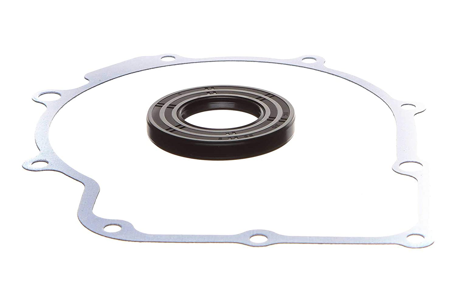 Replacement Kits Yamaha Clutch/Crankcase Outer Cover Gasket & Seal Set for Rhino 660 & Grizzly