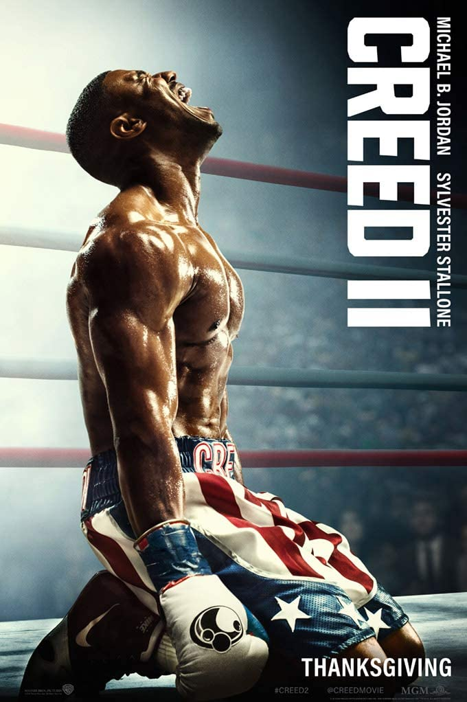 Creed II Movie Poster 24