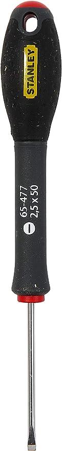 Stanley FatMax 1-65-477 Destornillador FatMax 2,5 X 50 mm, 2.5 ...