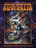 img - for *OP Rage Across Australia (Werewolf) book / textbook / text book