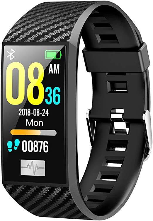 Amazon Com Yimiky Fitness Watch For Kids Bluetooth Smart