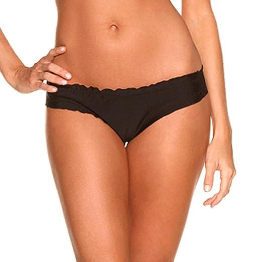 "fdb975323 Maya Original Scrunch Bikini Bottom Swimwear s Classic Signature ""Seamless  Effect"" Bottom – Celebrity Favorite"
