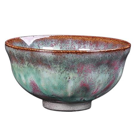 Juego de té de cerámica Kung Fu del tazón de Fuente del té, Taza ...