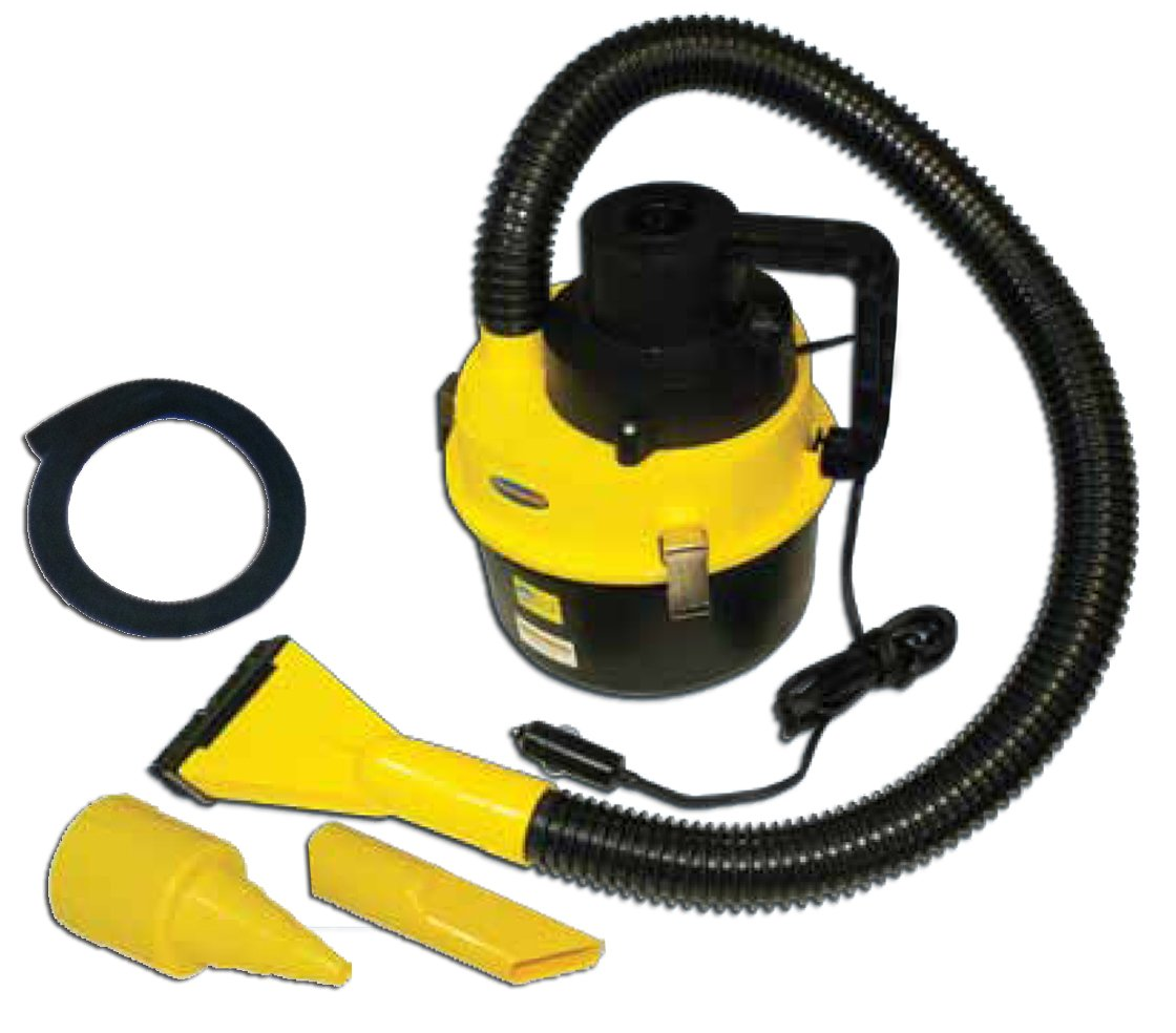 Amazon.com: Powerful Auto Vacuum Wet U0026 Dry Cleaner And Air Inflator 12v:  Automotive