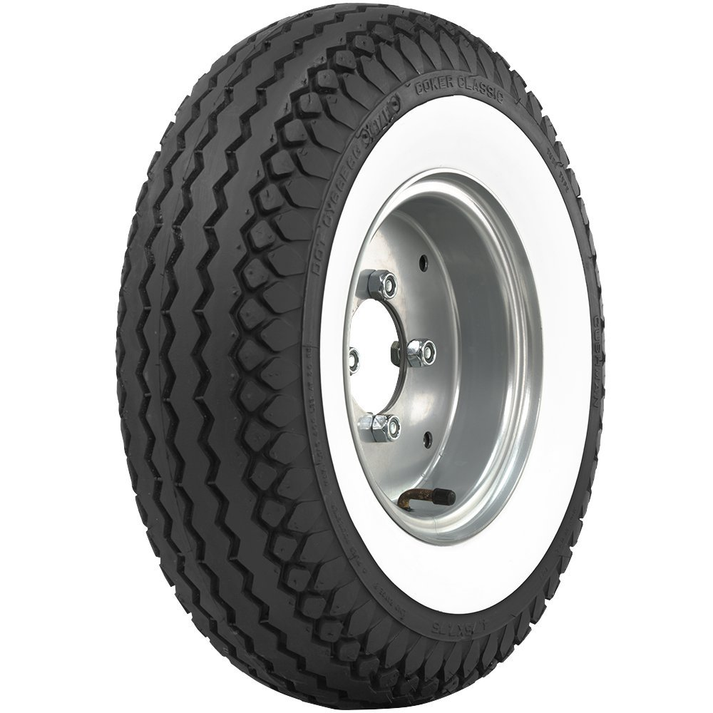 Coker Tire 50150 Coker Classic Scooter 1 3/4 Inch Whitewall 475-775