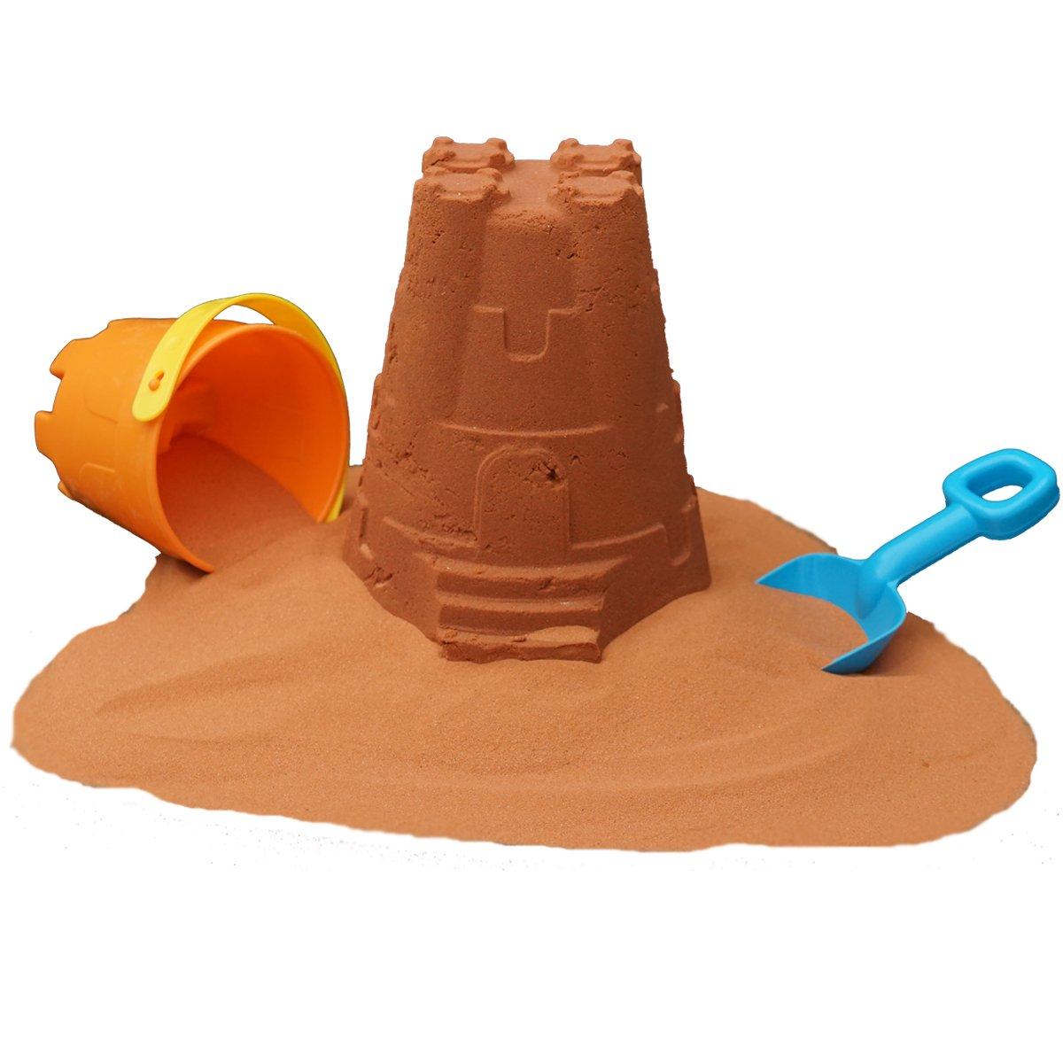 Original Jurassic Play Sand - 50 Pound Sandbox Sand by Jurassic Sands