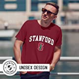 Campus Colors Stanford Cardinal Adult Arch & Logo