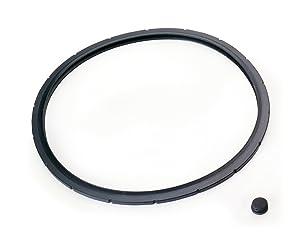 Presto 09903Pressure Cooker Sealing Ring/Overpressure Plug Pack (3 & 4 Quart)