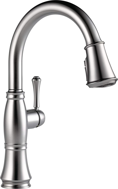 3. Delta Faucet 9197-AR-DST Cassid