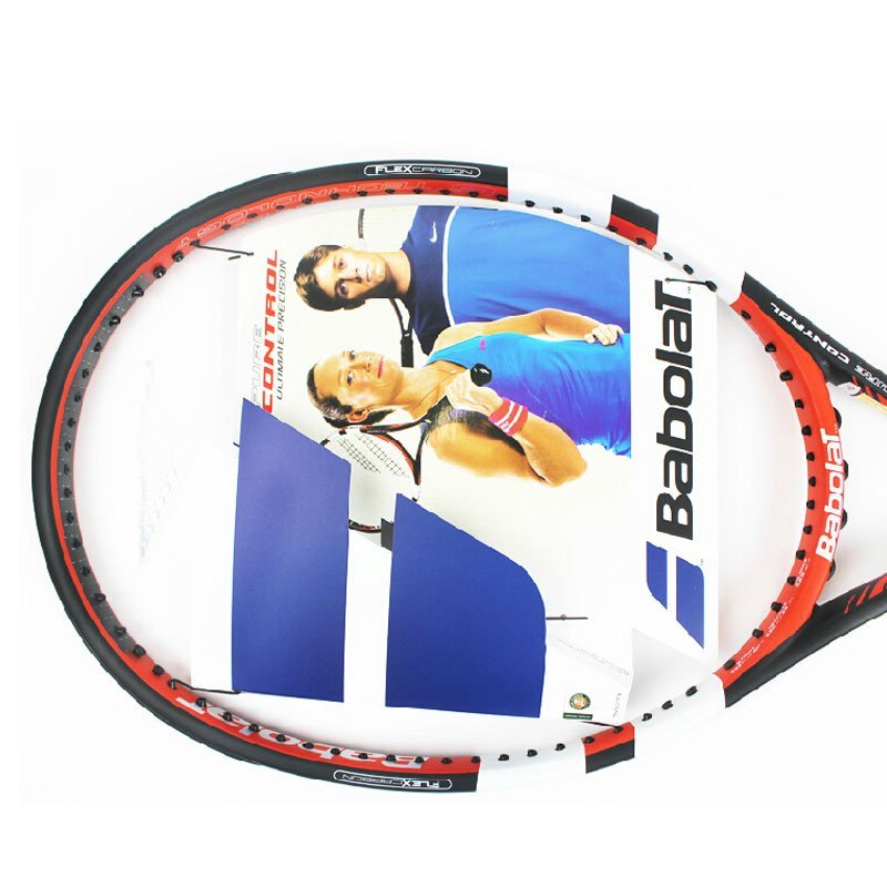 Amazon.com : Babolat Pure Control 2014 Tennis Racquet (4-1/8 ...