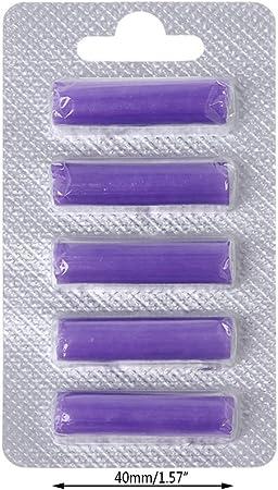 Green & Rare - 5 bolsas para aspiradora, ambientador, perfume, aromatizantes: Amazon.es: Hogar