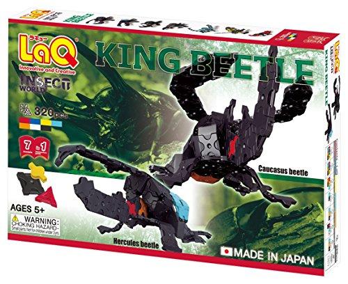 라 큐 (LaQ) 인 분파 월드 (InsectWorld) 킹 비틀 / LaQ InsectWorld King Beetle