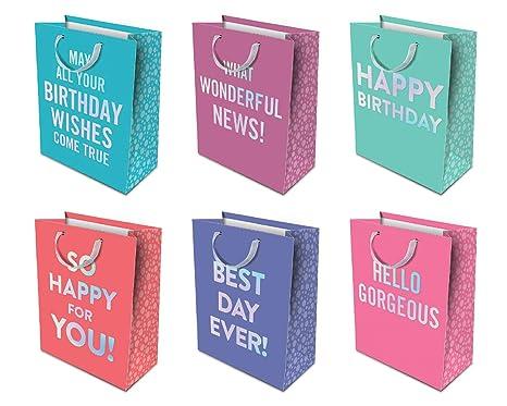 Amazon.com: Studio Oh! Bolsa de regalo para cualquier ...