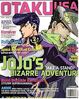 Otaku USA Magazine October 2016