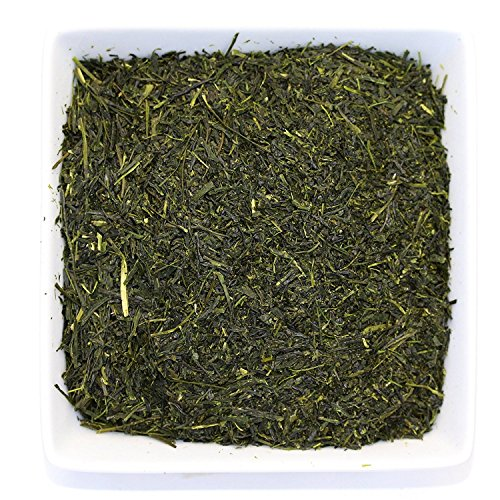 Tealyra - Sencha Tenkaichi Japanese Green Tea - Handmade Premium 1st Flush - Organically Grown in Japan - Loose Leaf Tea - Caffeine Level Medium - 200g (7-ounce)