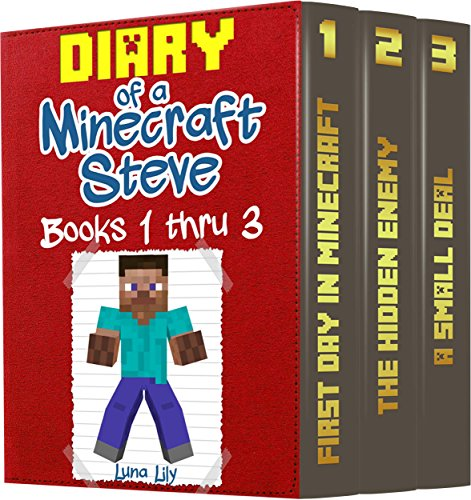 download diary of a minecraft steve books 1 thru 3 diary of a minecraft steve bundle book pdf audio id6isqh75