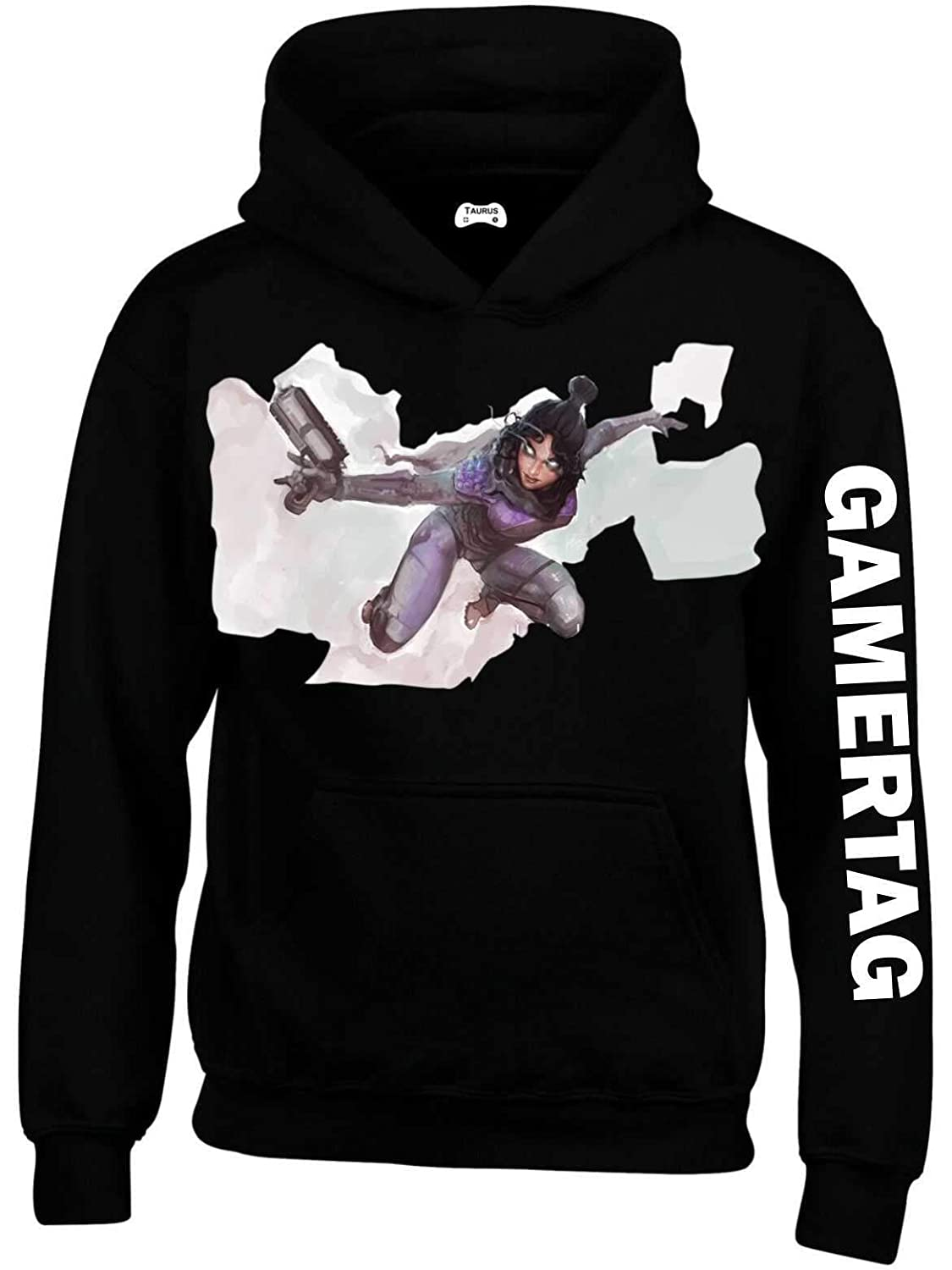 APEX LEGENDS HOODIE PERSONALISED WITH GAMER TAG 50385