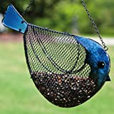 Evergreen Enterprises EG2BF213 Bird, Metal and Glass Bird Feeder For Sale
