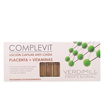 Verdimill Profesional Verdimill Placenta 12 Ampollas