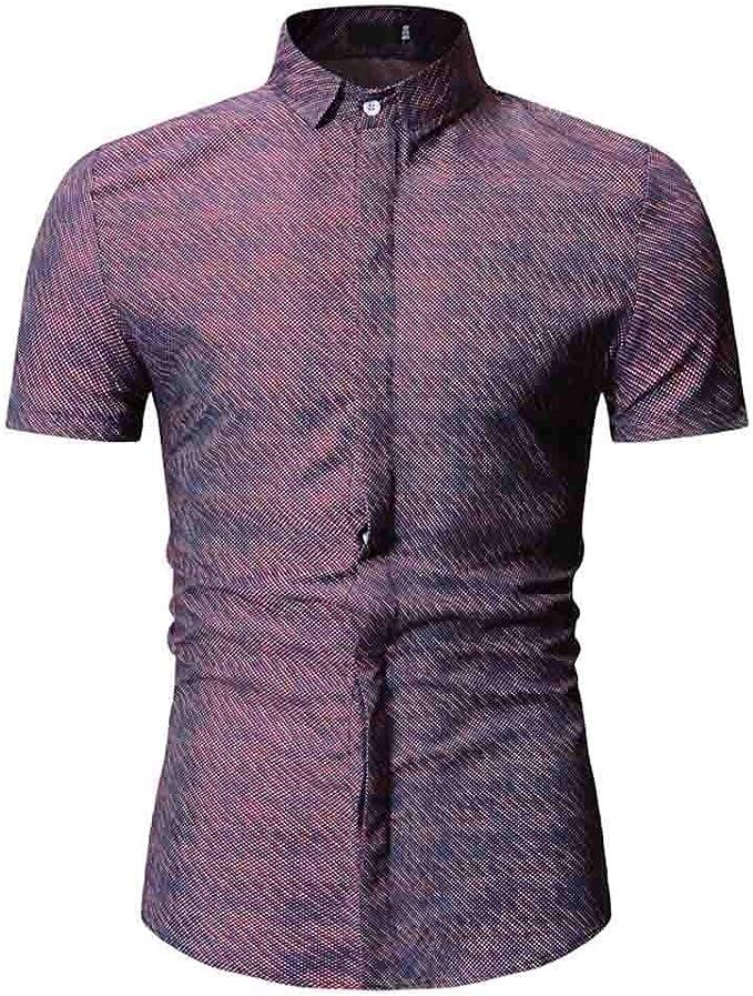 TIFIY La Mode - Camisa Ralph Lauren para Hombre, Informal ...