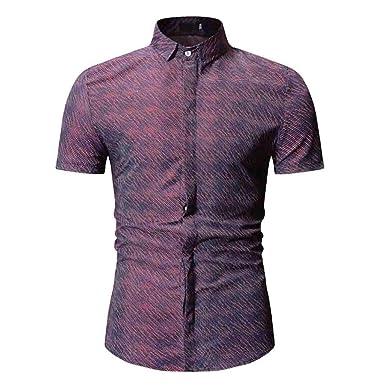 TIFIY La Mode - Camisa Ralph Lauren para Hombre, Informal, Delgada ...
