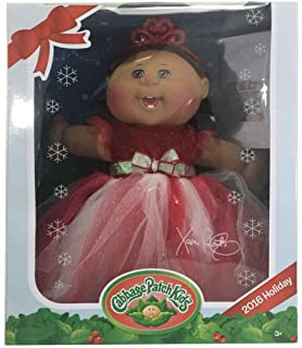 Amazon.com: 2014 Holiday Cabbage Patch Kids Doll Limited Edition ...