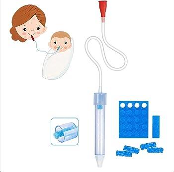 Newkaoda Premium Baby Nasal Aspirator Infant Booger Sucker