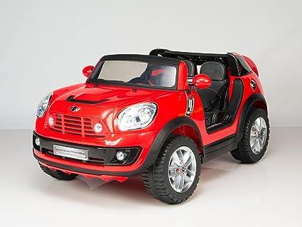 Mini Cooper Dimensions >> Amazon Com 2 Seats 12v Luxury Convertible Mini Cooper