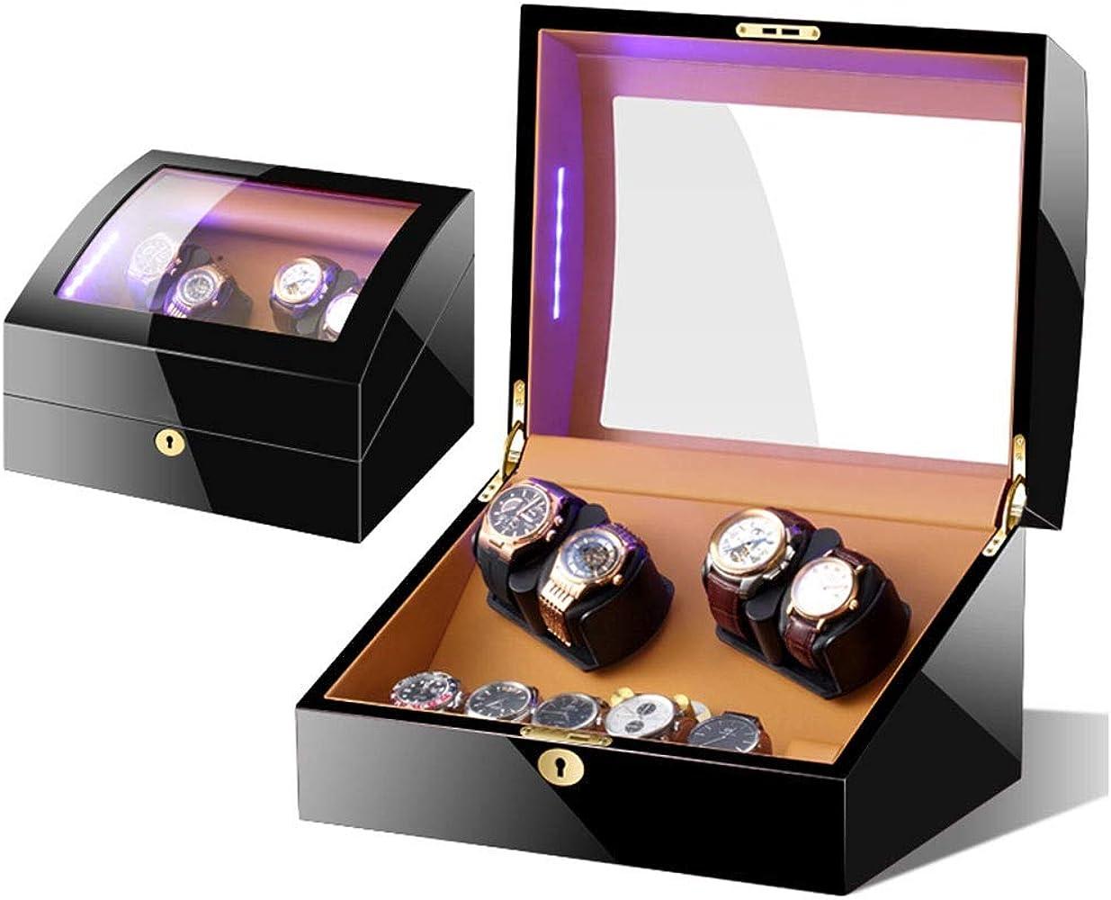 QLL Caja Bobinadora Automaticos Silencioso Caja Relojes Cajas ...