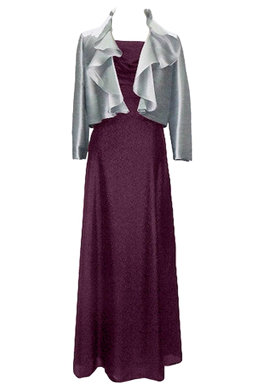 (ウィーン ブライド) Vienna Bride 披露宴用母親ドレス ママのドレス ロングドレス 新婦の母ドレス エレガント パーティー 二次会 演奏会 発表会 コンサート ピアノ B06XNQFTTH 25W|あかね色 あかね色 25W