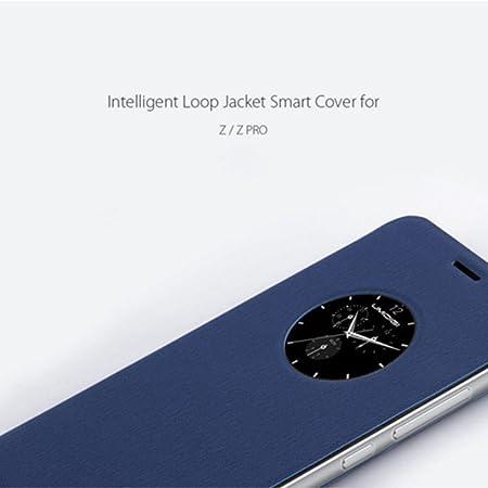 UMI Z Pro Funda, T&R Protictive PU Leather Cover Case Carcasa para UMI UMIDIGI Z Pro / UMI Z Smartphone: Amazon.es: Electrónica